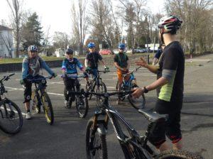 MTB Kurs Fahrtechnik Ridefirst