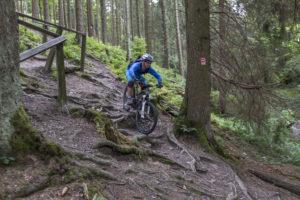Level 3 Trail Fahrtechnik