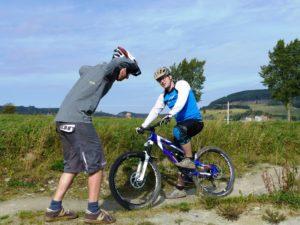 Privat Kurs Bike Fahrtechnik NRW